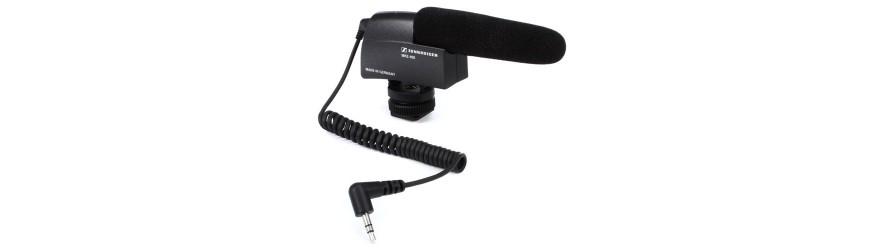 Camera-top mikrofonai