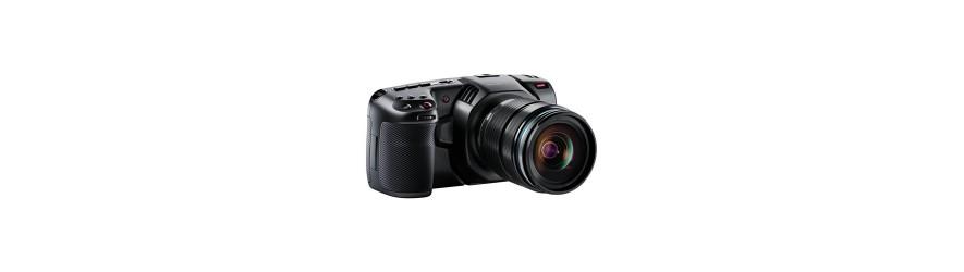 Kintamo objektyvo kameros