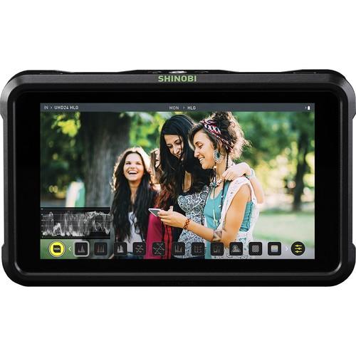 Profesionalūs vaizdo kamerų monitoriai