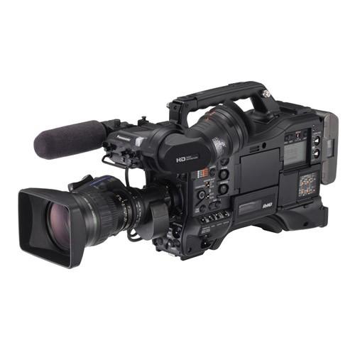 Prof. broadcast kameros